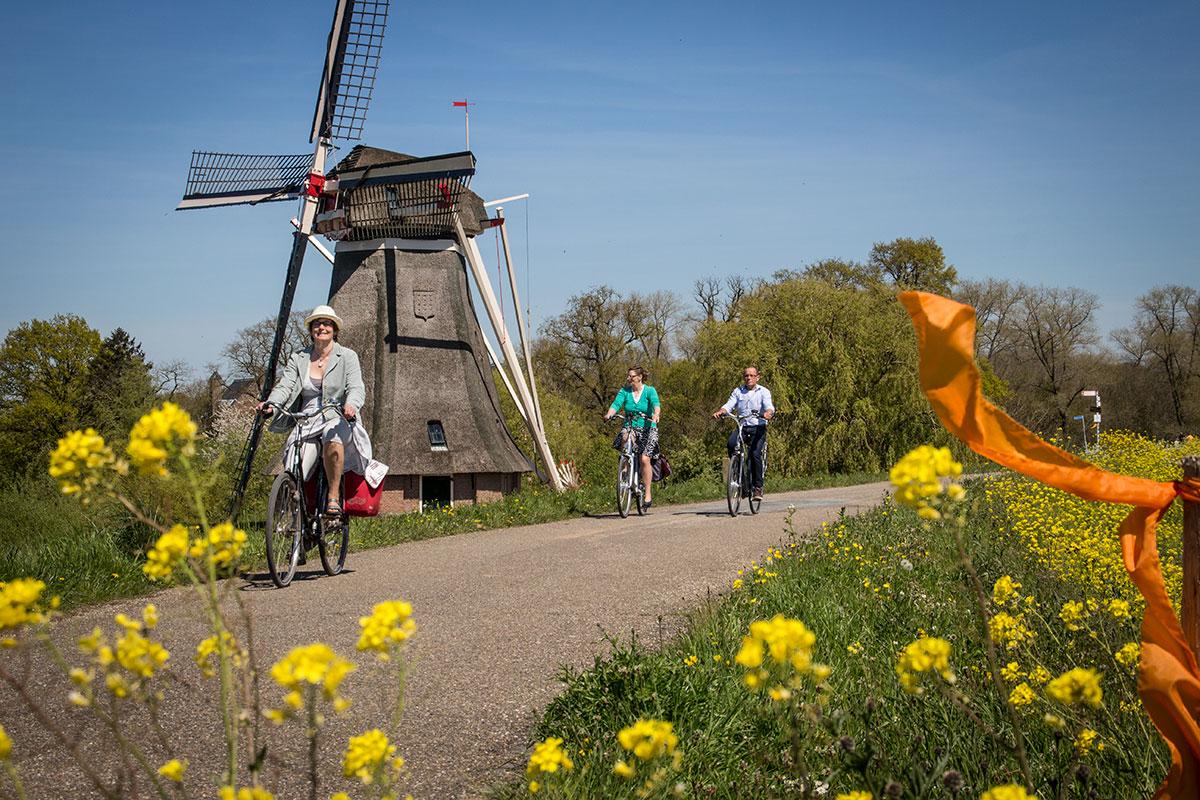 Tour De Waal 2016 Fietsroute