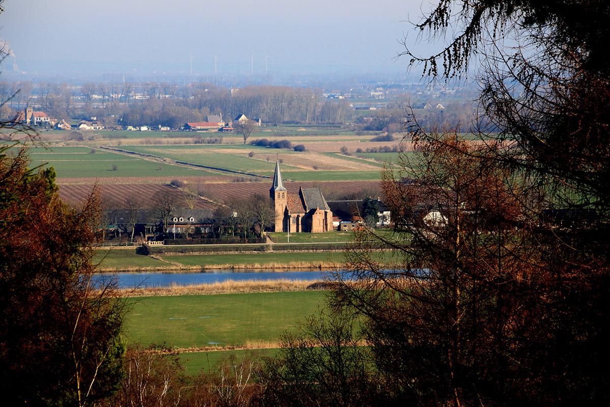 Geopaden: Wandelen In Een Landschap Uit De Prehistorie