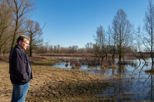 """De Waaier Van Geulen: """"de Biesbosch Van Maas En Waal"""""""