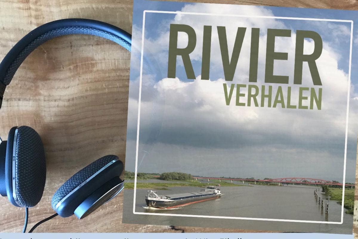 Nieuwe Podcast #Rivierverhalen