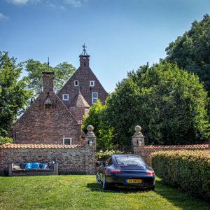 Het Oude Brouwershuis Van De Abdij Van Berne