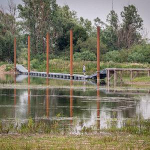 De Nieuwe Vlonderbrug