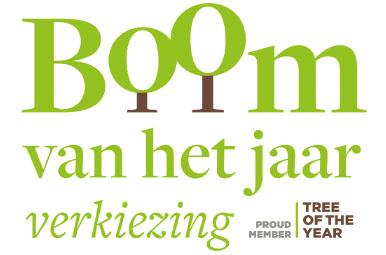 Boom van het jaar logo