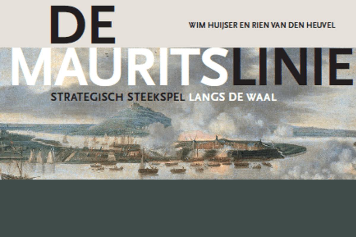 Netwerk Onze Waal – Boekpresentatie Mauritslinie