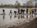 Waterpret In De Winter, Kinderen Op Pad Met NatuurWijs