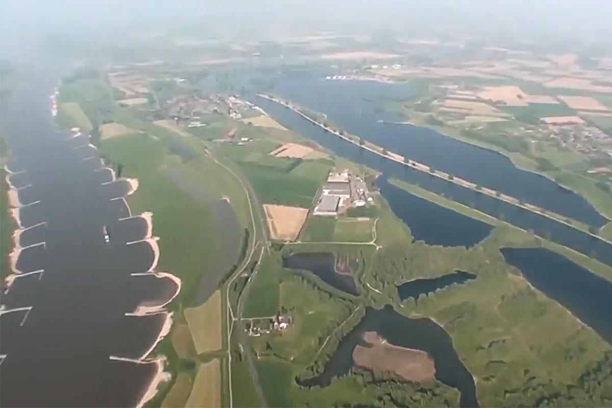 Mogelijk Weer Verbinding Tussen Maas En Waal