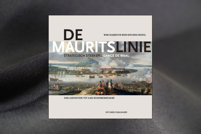 Boek De Mauritslinie