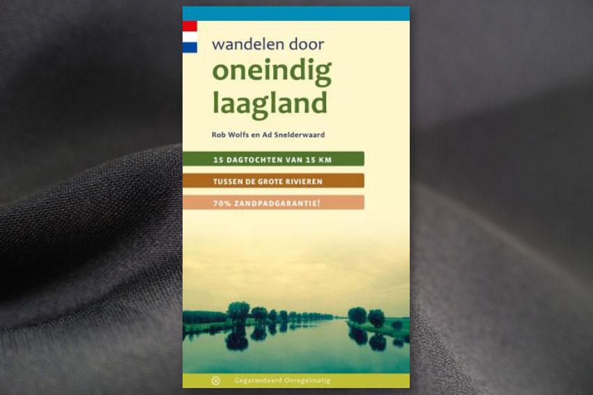 Wandelen Door Oneindig Laagland