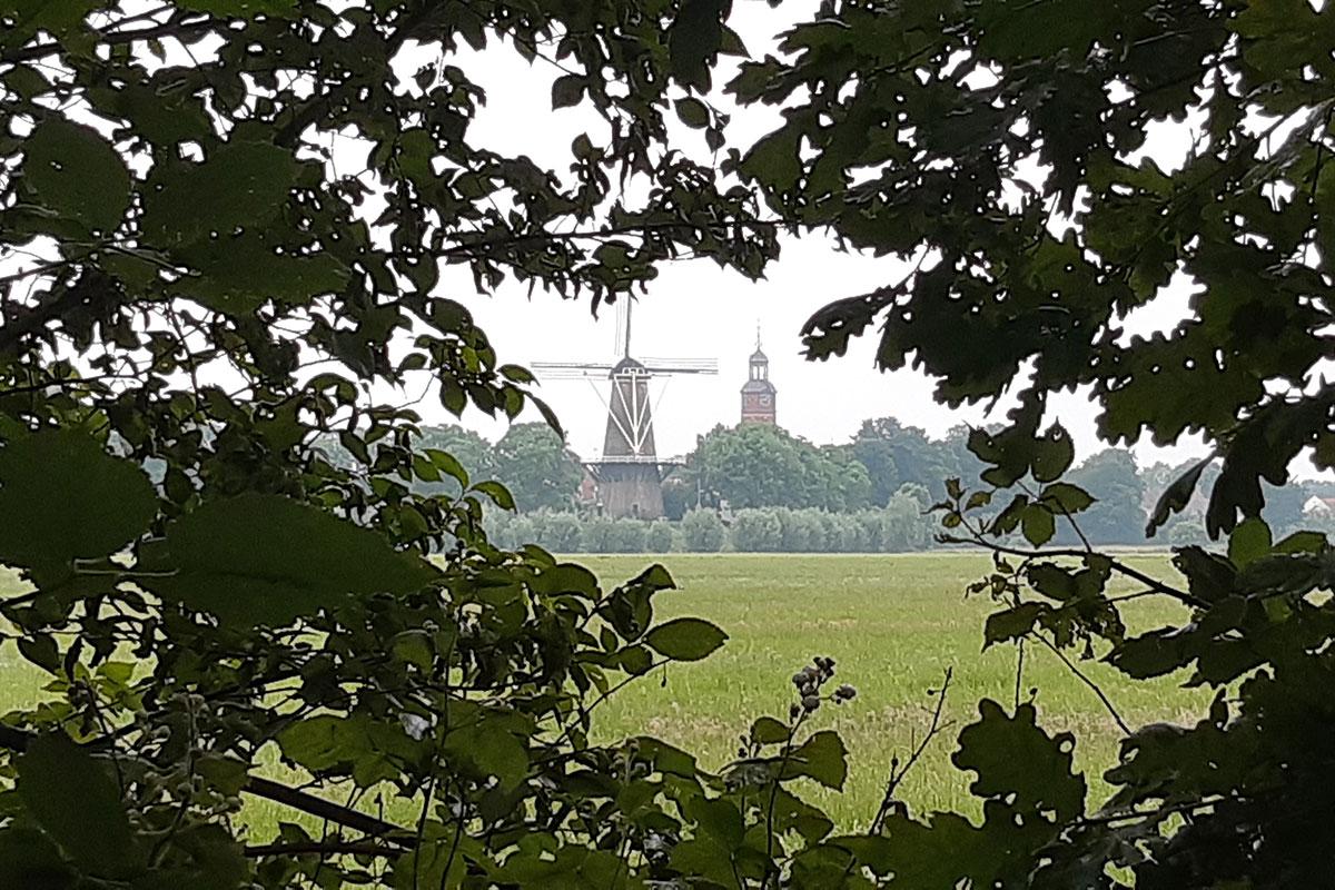 Tussen Korne En Lek, Door De Rivieren Gevormd Gebied (18 Km)