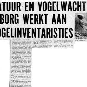 Vogelinventarisaties 1975