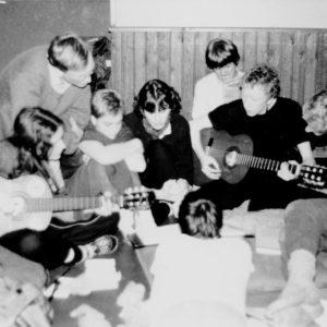 Zingen Jeugdkamp Hurwenen Ongeveer 1981