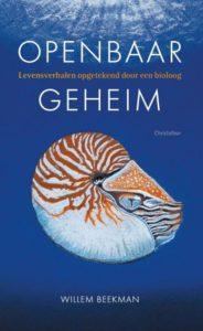 Openbaar geheim van Willem Beekman (2020, uitgeverij Christofoor)