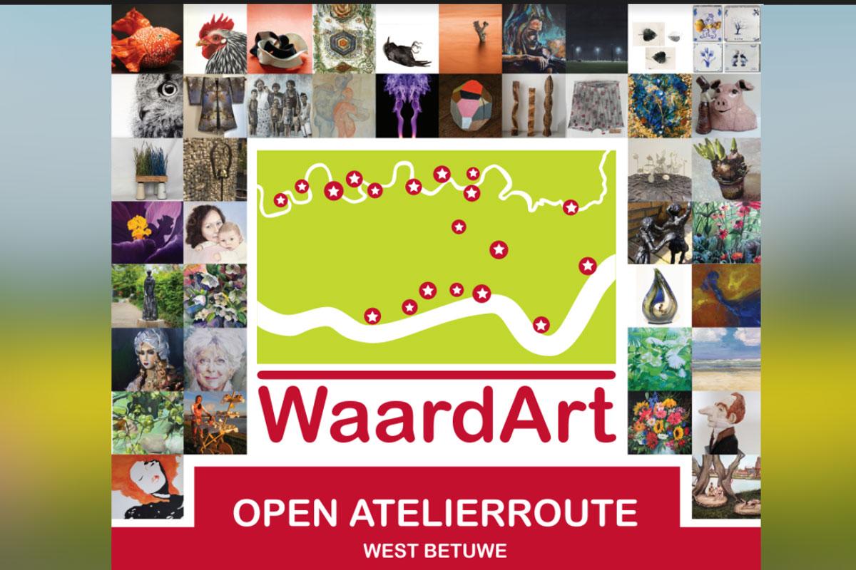 WaardArt open atelierroute